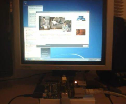 Raspberry Pi with Windows 7