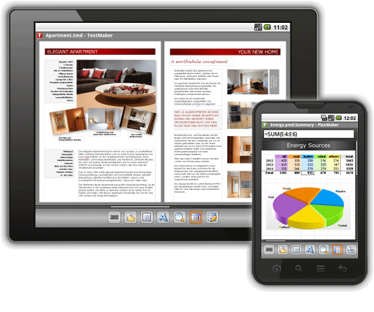 SoftMaker Office Mobile for Android