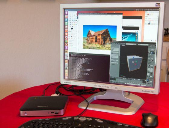 Chromebox Ubuntu