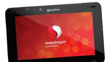 Qualcomm Snapdragon S4 dev tablet