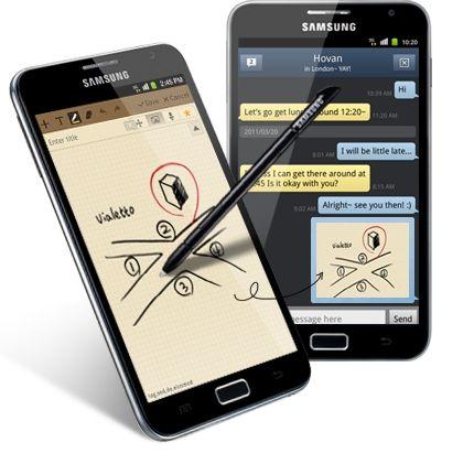Samsung Galaxy Note