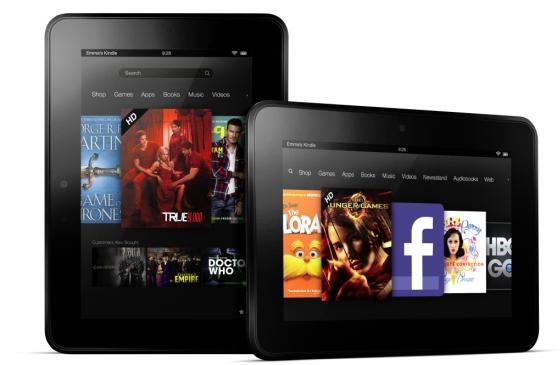 Amazon Kindle Fire HD 7