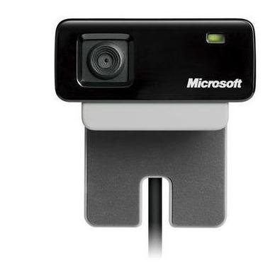 Microsoft LifeCam webcam