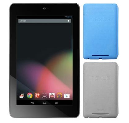 Google Nexus 7 with cover