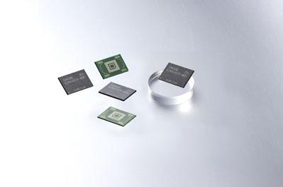 Samsung flash storage