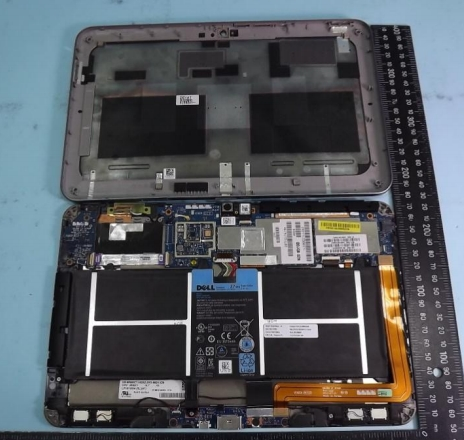 Dell XPS 10 FCC