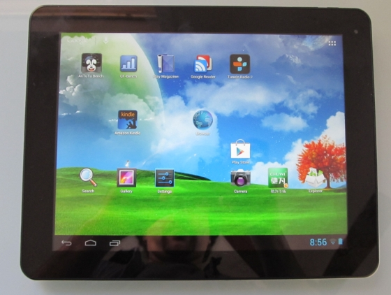 Chuwi V99 tablet