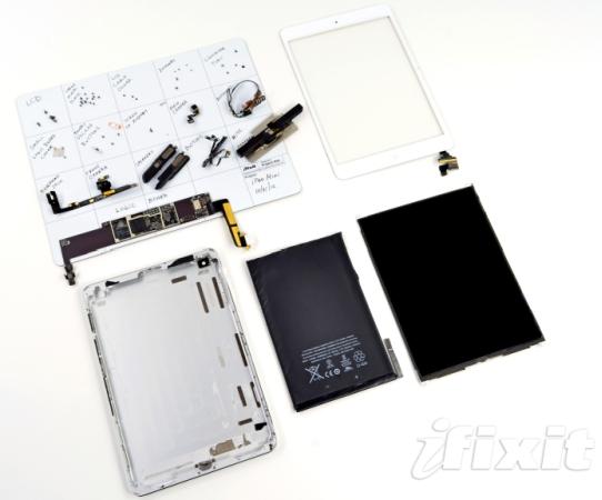 iPad mini teardown