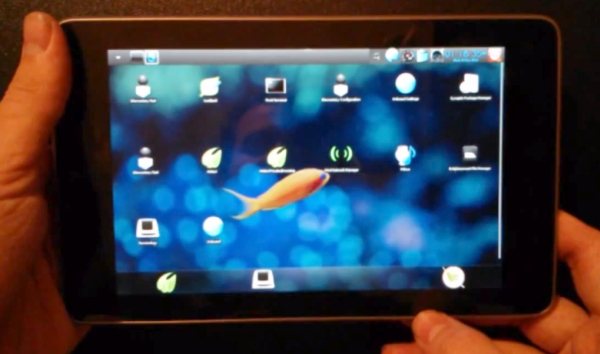 Bodhi Brings A Tablet Friendly Linux Os To The Nexus 7