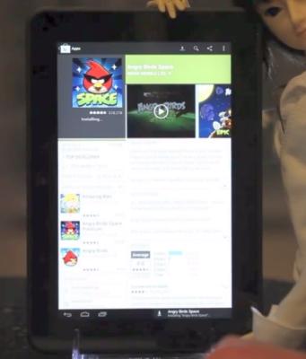 Amazon Kindle Fire HD 8.9 with CyanogenMod 10