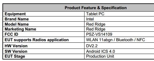 Intel Red Ridge