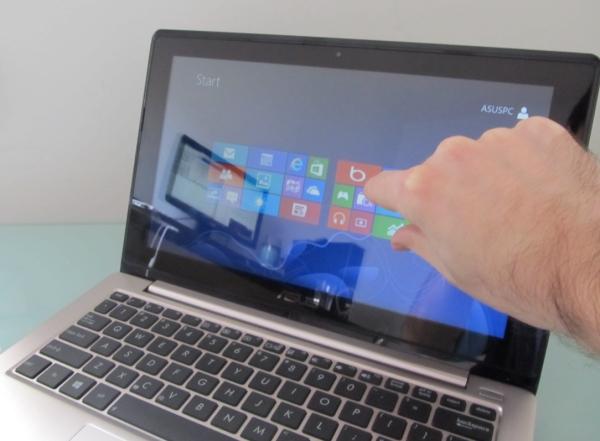 Asus VivoBook X202E Touchscreen Notebook Review