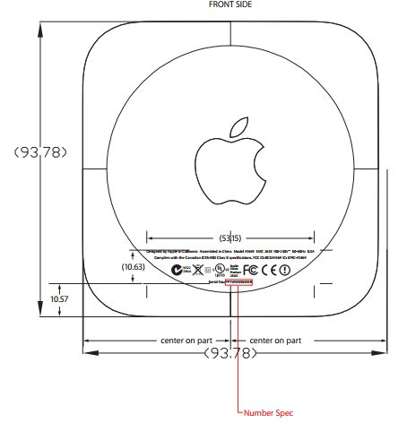 Apple TV at FCC