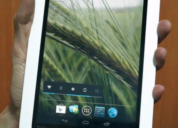 NOOK HD with CyanogenMod 10