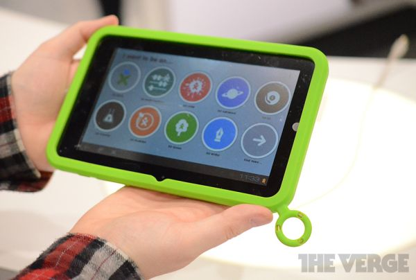 Com Google Xo: OLPC's Next Tablet Runs Google Android (with A Custom UI