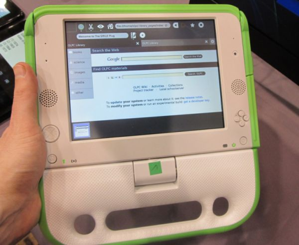 Olpc Xo 4 Tablet Coming In March Video Liliputing