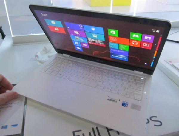 LG introduces 2.5 pound Z360 ultrabook