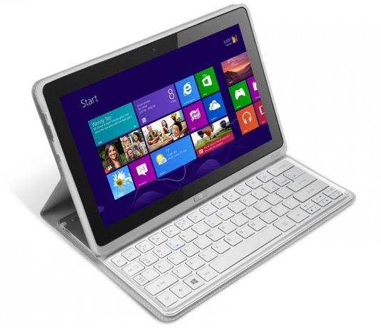 Acer Iconia W700p Windows 8 Tablet Now Available With