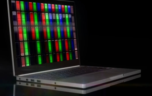 Chromebook Pixel concept