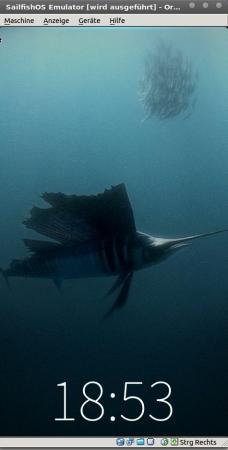Sailfish emulator