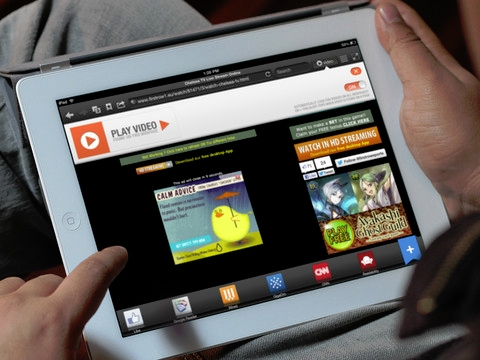 Skyfire for iPad
