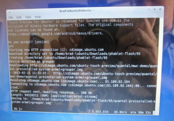 Ubuntu Touch Installer