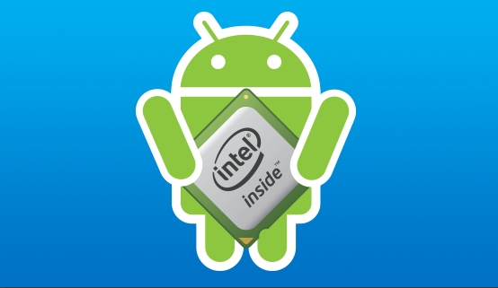 Android on Intel