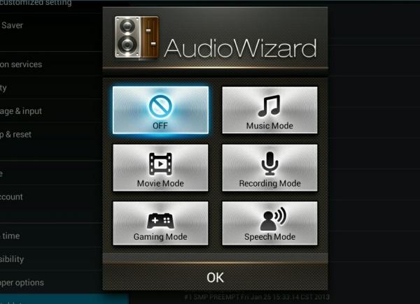audio wizard
