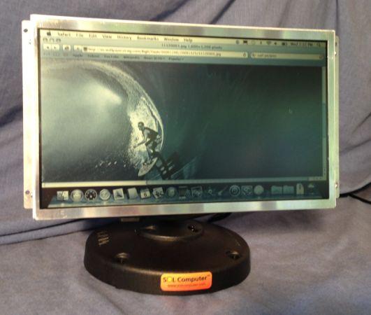 Sol Pixel Qi USB monitor
