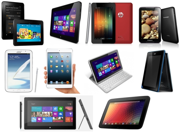 IDC predicts tablet shipments to surpass laptops by 2014 ...