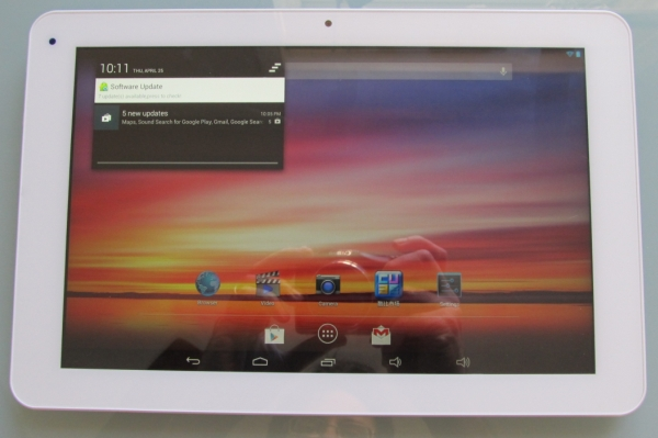 Cube U30GT2 tablet gets Android 4 2 beta update - Liliputing
