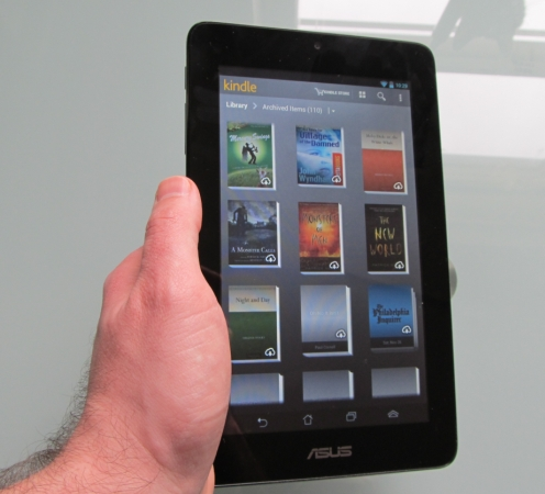 Asus memo pad 7 inch tablet review : Samsung galaxy note
