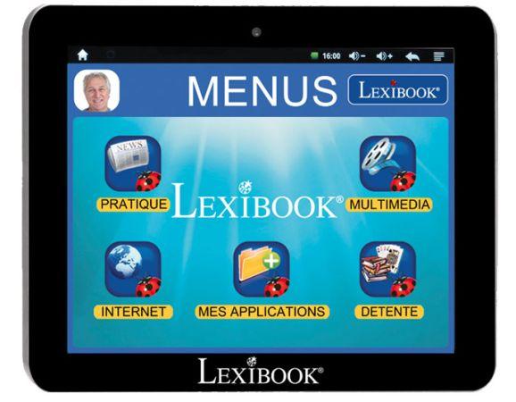 lexibook serenity ultra