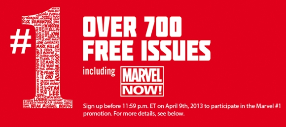 Marvel #1 issues