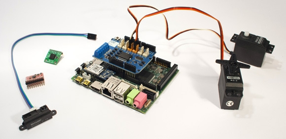 Udoo single board computer is like an arduino