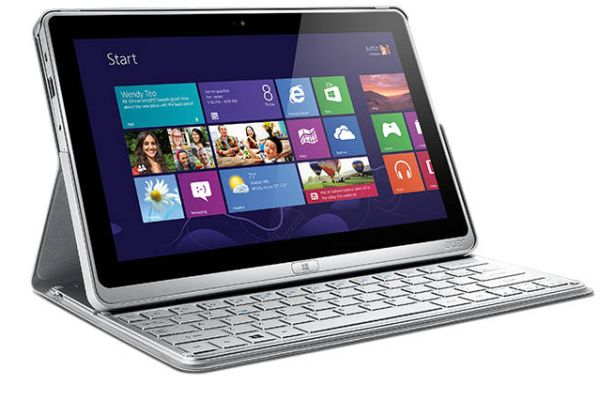 acer launches aspire p3 windows 8 ultrabook tablet. Black Bedroom Furniture Sets. Home Design Ideas