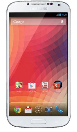 Samsung Galaxy S4 with Google Experience