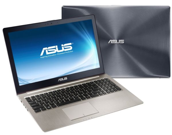 Asus quietly introduces 15.6 inch ultrabook with 2880 x 1620 pixel display (in Germany) - Liliputing