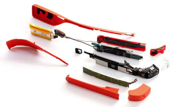 google glass dissected