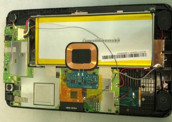 Hisense wireless charging mod