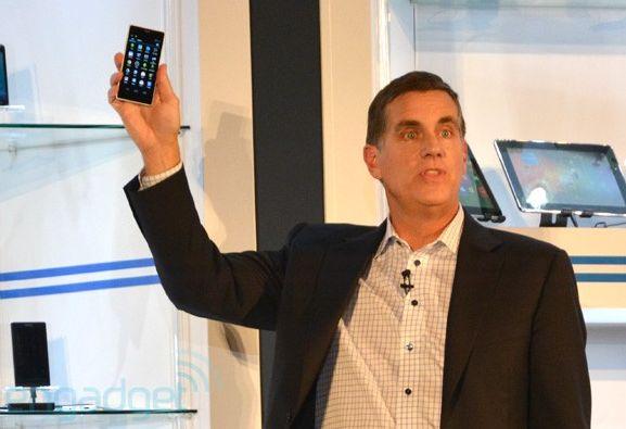 Intel Merrifield smartphone design