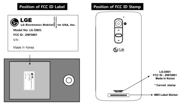 LG G2 FCC
