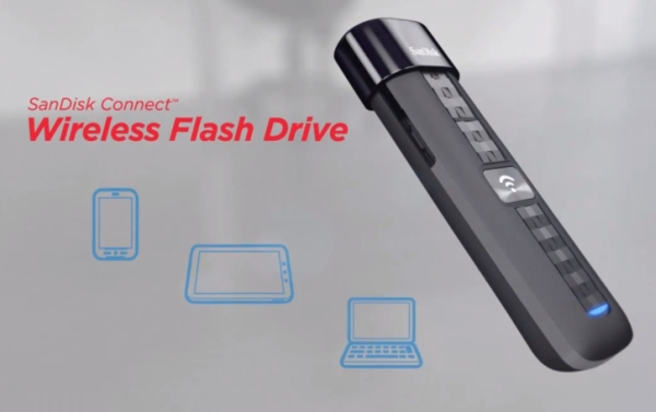 Sandisk Connect Flash Drives Connect To Your Phone Tablet