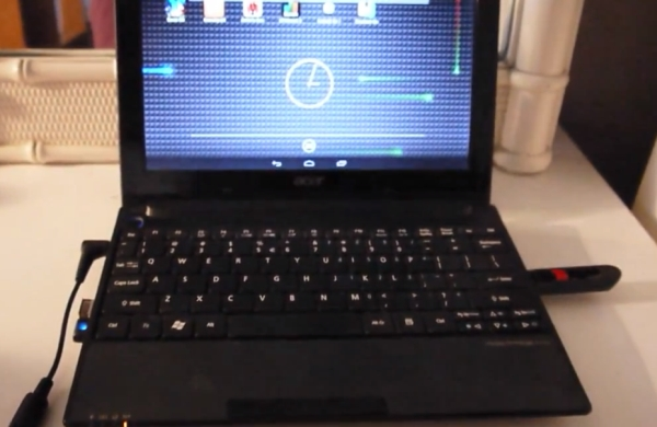 Acer Aspire 522 Android 4.3