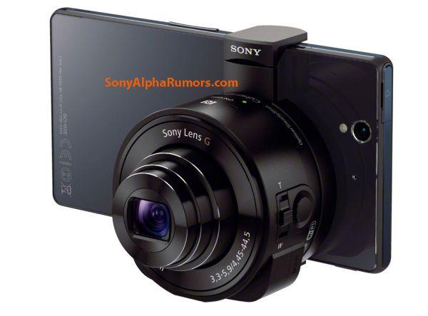 Sony Lens-camera