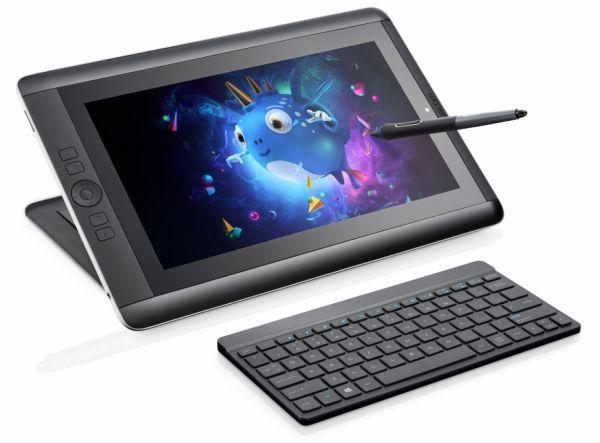 Графический планшет Wacom Intuos Pro S PTH-451-RUPL