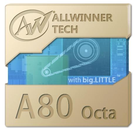 Allwinner A80 Octa