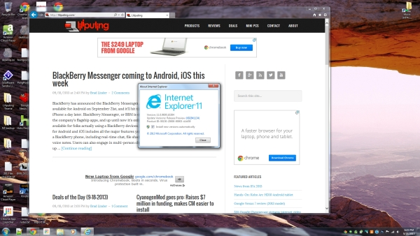 how to find ie 11 on windows 7