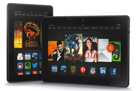 Kindle Fire HD-7