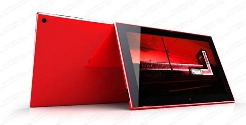 Nokia Sirius tablet